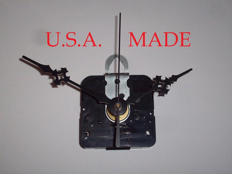 Quartz Bombing new work Clock Movement Kit Superlatite with 1 Set f and Second Hands of Hand