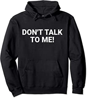 Best don t talk to me sweater Reviews