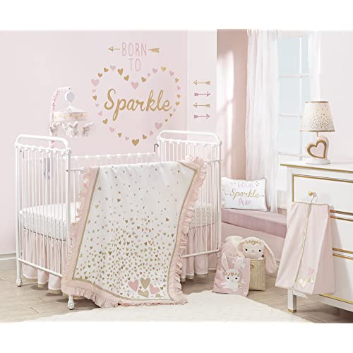 Pink And Gold Nursery Decor Amazoncom
