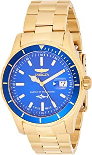 Invicta Casual Watch For Men Analog Stainless Steel - 25811,