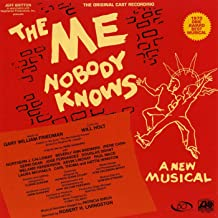 The Me Nobody Knows (Original Cast Album)