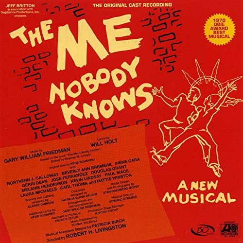 6c006eaed3add The Me Nobody Knows (Original Cast Album) by Gary Wiliam Friedman   Will  Holt on Amazon Music - Amazon.com