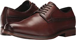 Albury Plain Toe Oxford