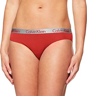 Calvin Klein Women's Radiant Cotton Bikini