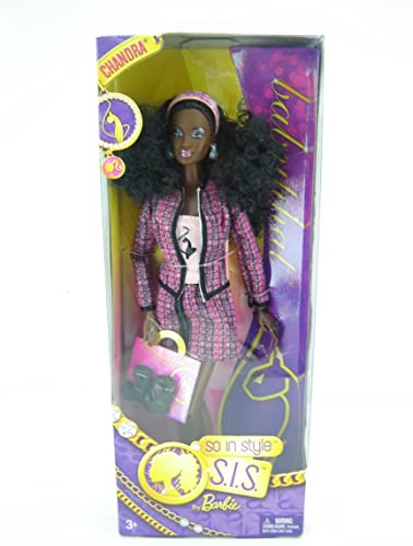 Babyphat Barbie So in Style Range - Chandra. Importiert aus UK.