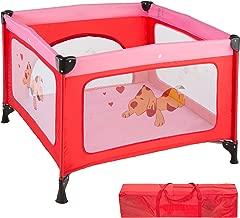 Baby Laufstall Babybett Kinder Reisebett Kinderreisebett Spielstall B-Ware