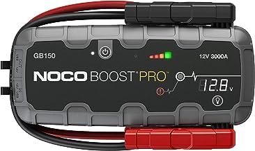 NOCO Boost Pro GB150 3000 Amp 12-Volt UltraSafe Lithium Jump Starter Box, Car Battery..