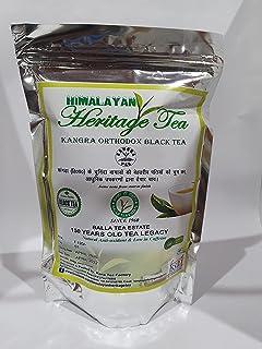 HIMALAYAN Heritage's Kangra Orthodox Black Tea(200 Grams leaf tea)