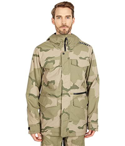 Burton Covert Jacket (Barren Camo) Men