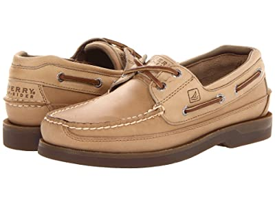 Sperry Mako 2-Eye Canoe Moc (Oak) Men