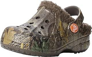 Crocs Boys' Baya Lined Realtreex Clog
