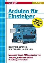 Arduino für Einsteiger (German Edition)