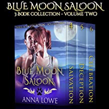 Blue Moon Saloon, Volume Two: Three Book Collection