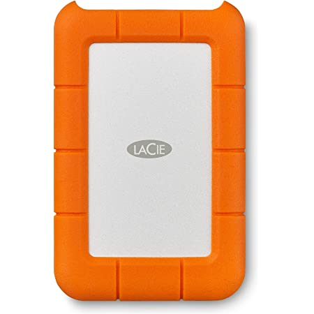 Lacie Rugged Usb C Tragbare Externe Festplatte 1 Tb Computer Zubehör