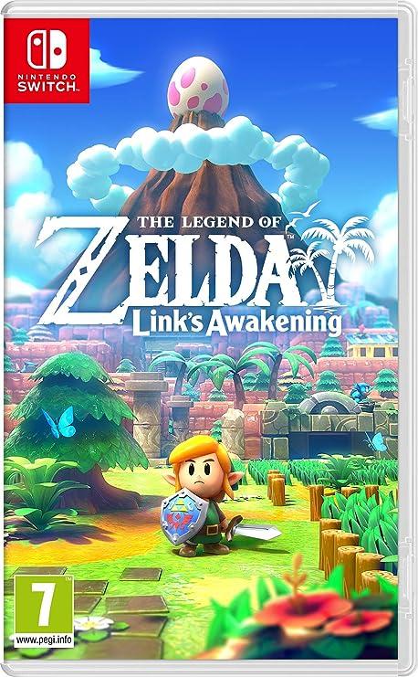 Legend of Zelda Link's Awakening - Nintendo Switch Standard Edition [Importación inglesa]