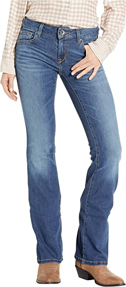Ultra Stretch Bootcut Jeans in Alanis