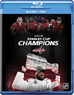 Washington Capitals 2018 Stanley Cup Champions COMBO