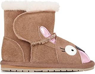 Babies Kanga Walker Deluxe Wool Boots