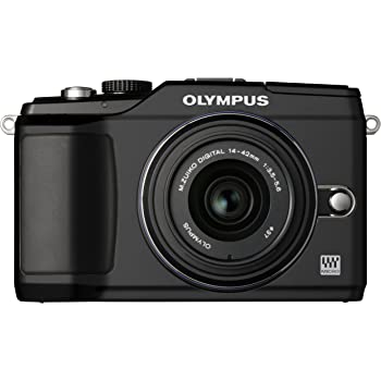 Olympus PEN E-PL2 12.3 MP CMOS Micro Four Thirds Interchangeable Lens Digit