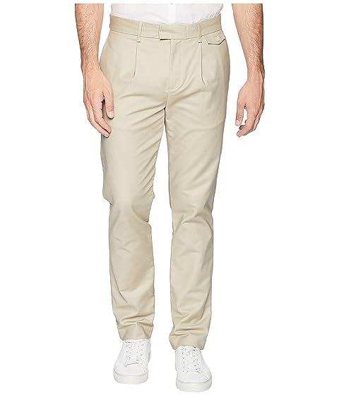c6dd85cbd154 Calvin Klein Military Sateen Pressed Trouser Pants at 6pm