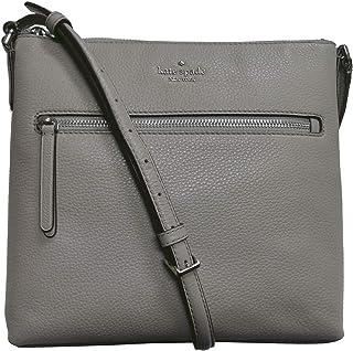 Jackson Top Zip Crossbody Bag