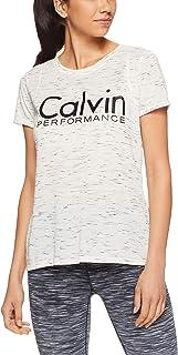 Calvin Klein Women's Epic Knit Logo Tee
