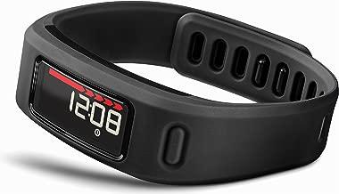 Garmin vívofit Fitness Band - Black Bundle (Includes Heart Rate Monitor)