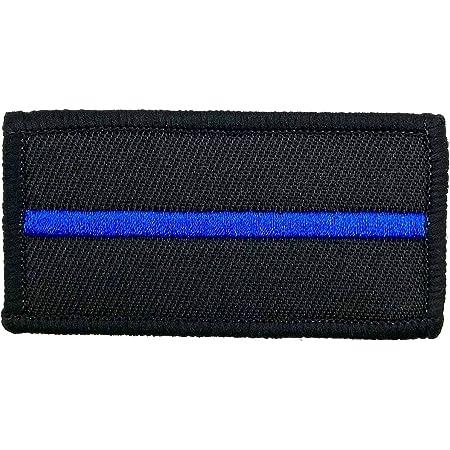 Polizeimemesshop Lvecps Blue Edition Textil Patch Auto