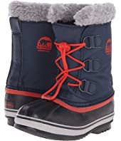 SOREL Kids Yoot Pac™ Nylon (Little Kid/Big Kid)