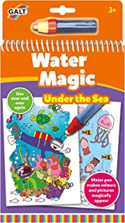 Galt Toys Water Magic Under The Sea, Colouring Book for Children