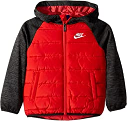Sportswear Therma Fleece Jacket (Little Kids)