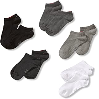 Calcetines cortos para niño, pack de 5, talla 27-30, color multicolor (49 grey combi: light grey, dark grey, anthracite, black)