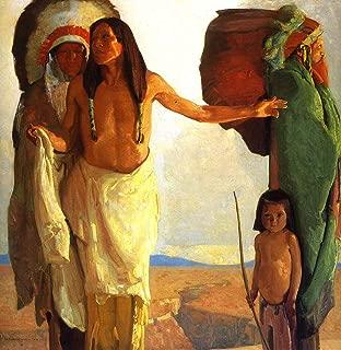 Ernest Leonard Blumenschein The Peacemaker 1913 American Museum of Western Art The Anschutz Collection Denver 30