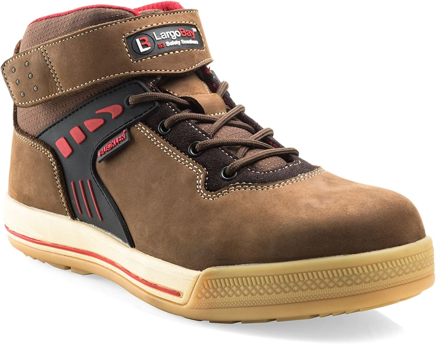 Buckler Duke BR Largo Bay Safety Lace Sneaker Boots