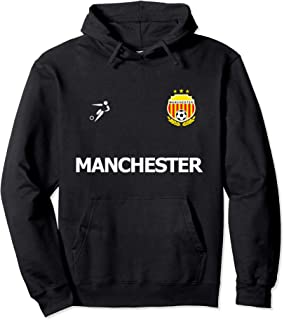 Manchester Soccer Hoodie