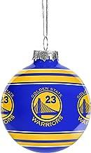 Golden State Warriors Draymond Green Glass Ball Christmas Ornament