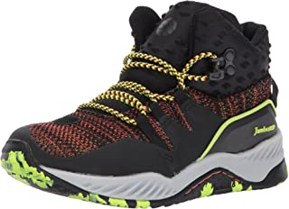 JambuKD Armadillo Boy's Hybrid Athletic Hiking Boot