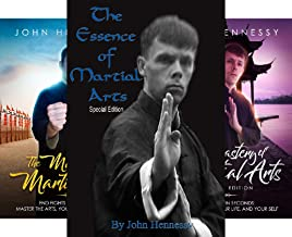 Martial Arts (3 Book Series)