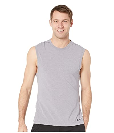 Nike Dry Tank Transcend (Gunsmoke/Atmosphere Grey/Black) Men