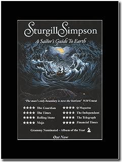 Best sturgill simpson poster Reviews