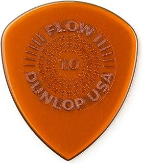 Jim Dunlop 549P1.00 Flow Standard Grip Picks, 1 mm, Set of 6 Pieces