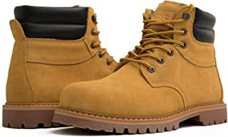 kingshow Men`s 1801 Work Boots