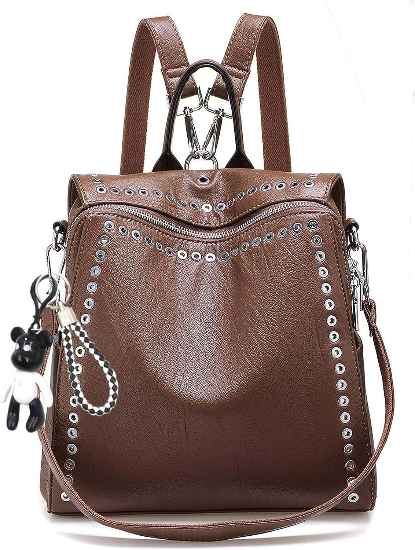 Amazon.com Backpack Purse for Women, JOSEKO PU Leather Fashion ...