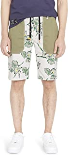 Avirex Men's Patch Pocket Orchid Shorts