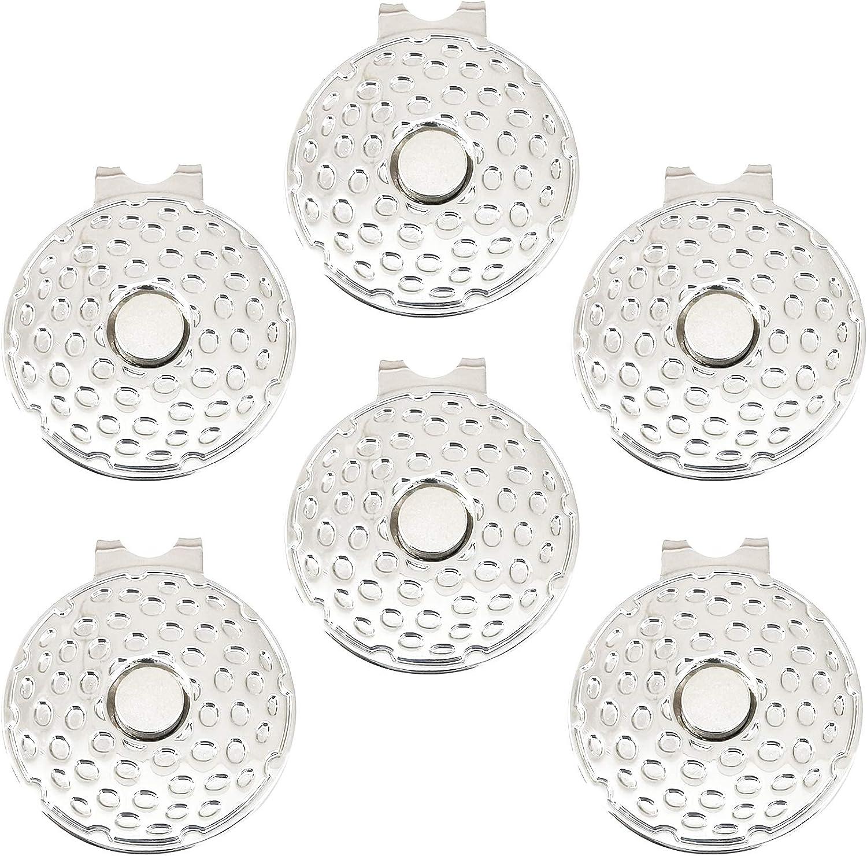 Magnetic Golf Hat Clips Ball Marker Acc Choice Belt Branded goods Holder Cap Bag