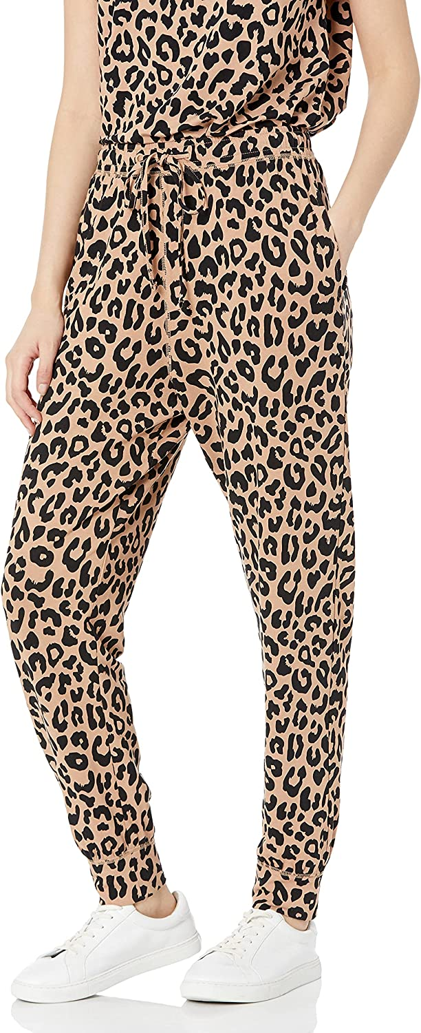 The Drop Women's Wendy Pull-On Drapey Jogger Pant