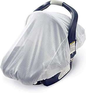 Diono Stroller Sun & Insect Net for Strollers & Car Seats, Silver
