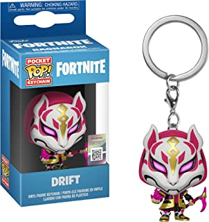 Funko Pop! Keychain: Fortnite - Drift Toy, Multicolor