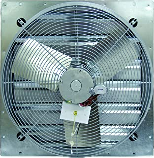 low profile exhaust fan for food truck
