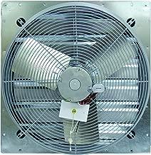 belt drive exhaust fan